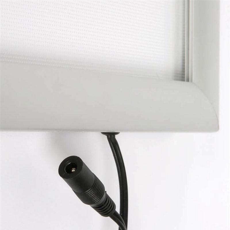 Smart LEDbox eco single-sided A4