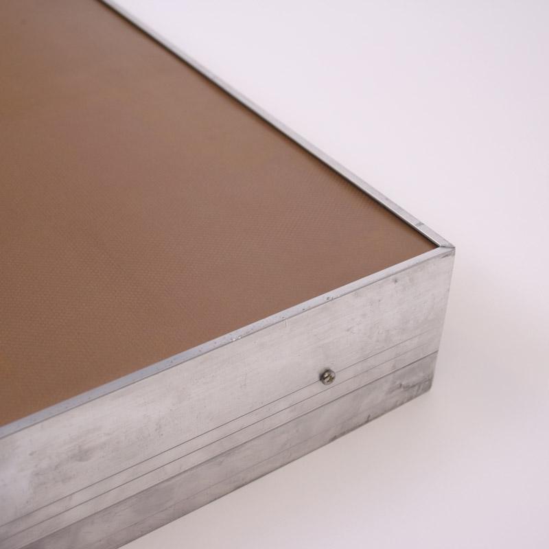 Blindframe 81 mm, 2000 x 1000 mm