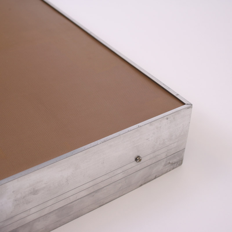 Blindframe 81 mm, 2000 x 3500 mm