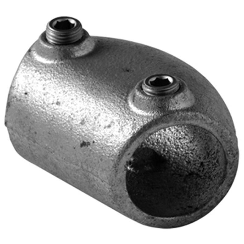 Variabele Elleboog 48,3 mm