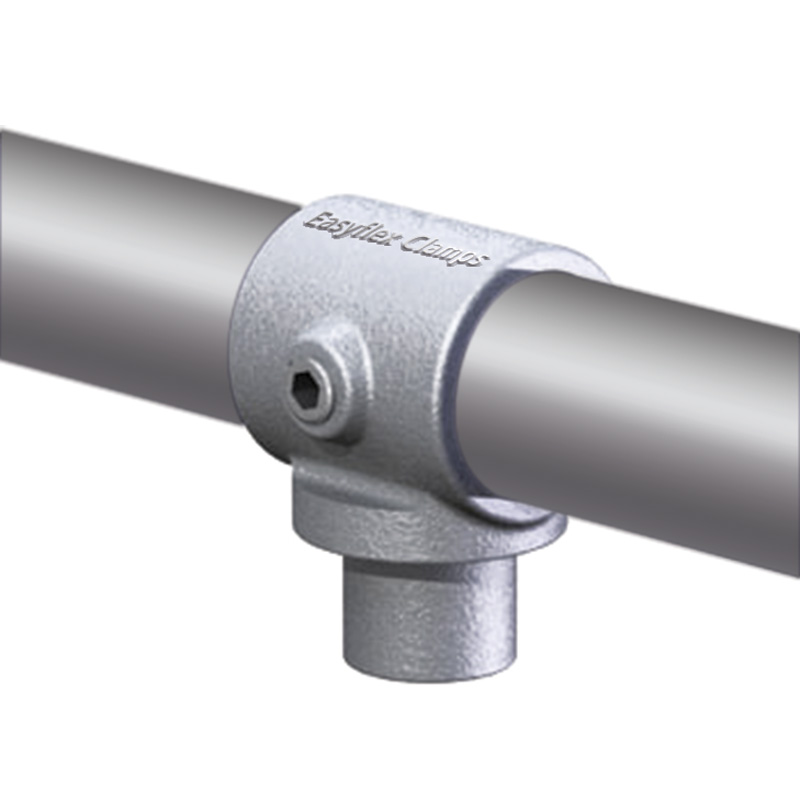 Internal t-piece combination fitting 42 mm