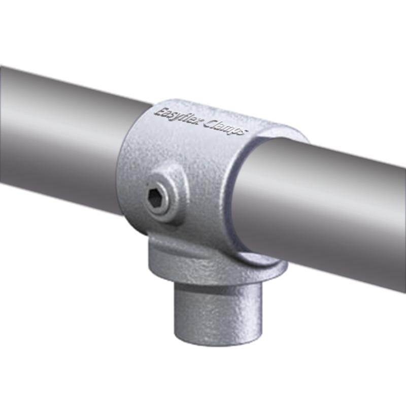 Internal T-piece combination fitting diameter 42 mm
