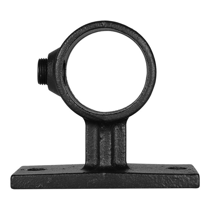 Afstandsklem Ø 48 mm zwart