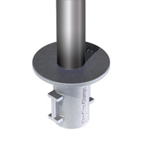 Instortpot 33,7 mm t.b.v. betonconstructies