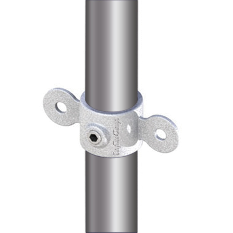 Scharnierdeel M (man) dubbel, Ø 33 mm