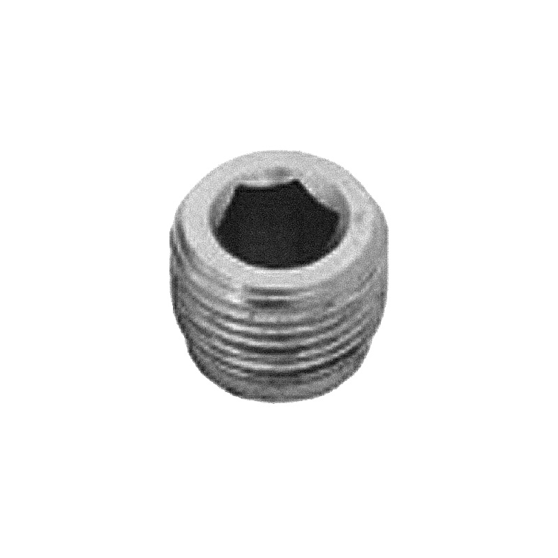 Stainless steel setscrew 42ø48ø60 48 3 mm