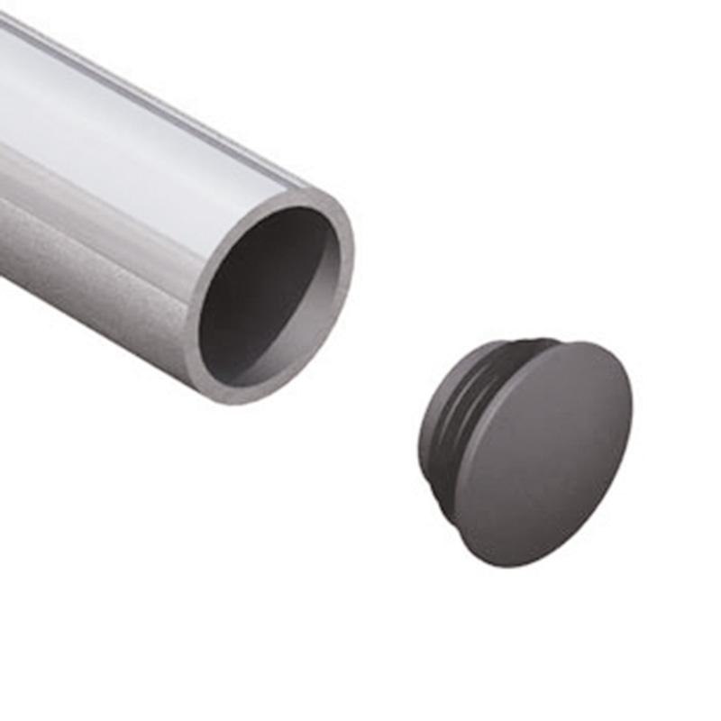 Plastic endcap 48 3 mm