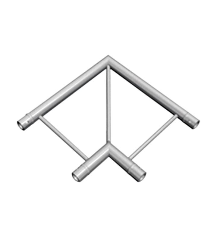 I-truss corner 90 degree flat 2-way