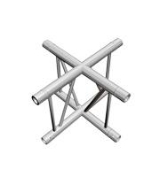 I-Truss kruis 90°, staand, 4-weg
