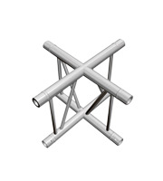 I-Truss kruis 90� staand 4-weg per stuk
