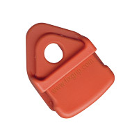 Fixgrip sail clamp red