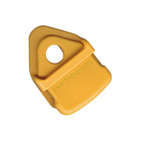Fixgrip sail clamp yellow