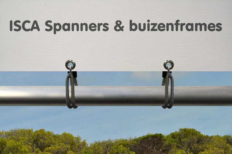 Superfix met zwanenhals 200 mm Grijs
