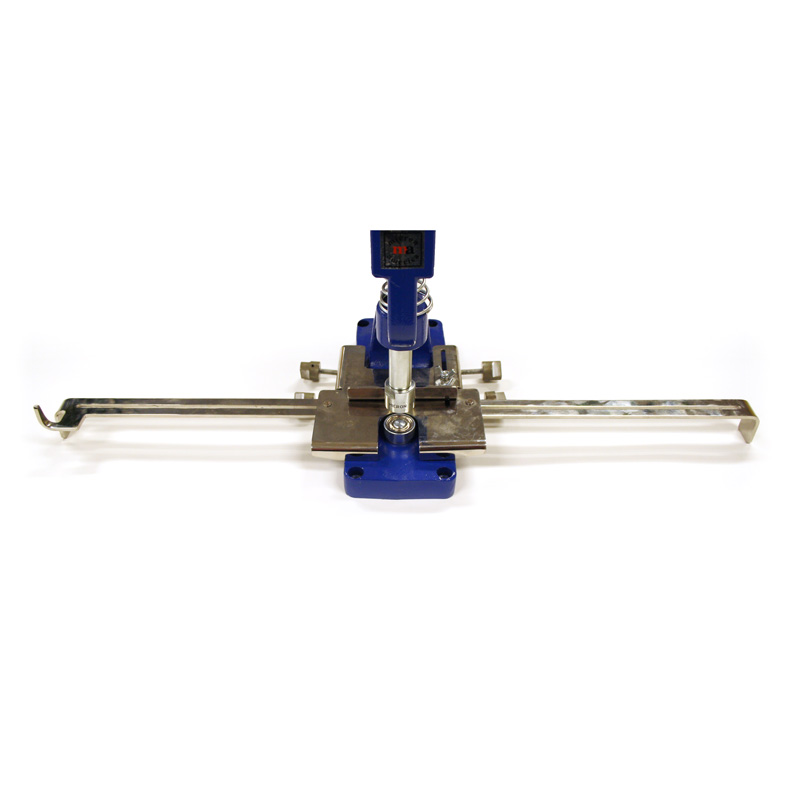 Distance distributor for the hand press