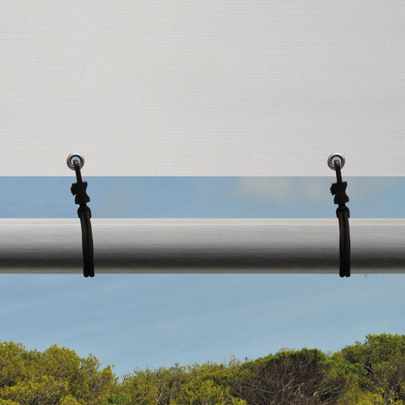 SpanFix 250 mm Zwart Ø 4 mm