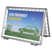 Omni A-board 1000 x 2500 mm