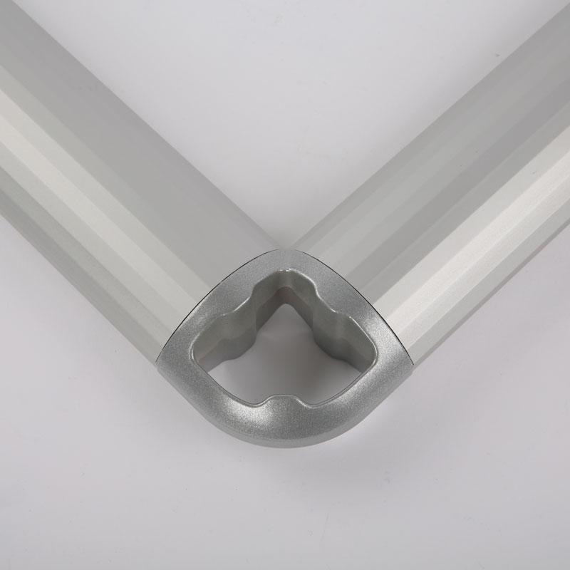 Omniframe aluminium profile 5100 mm