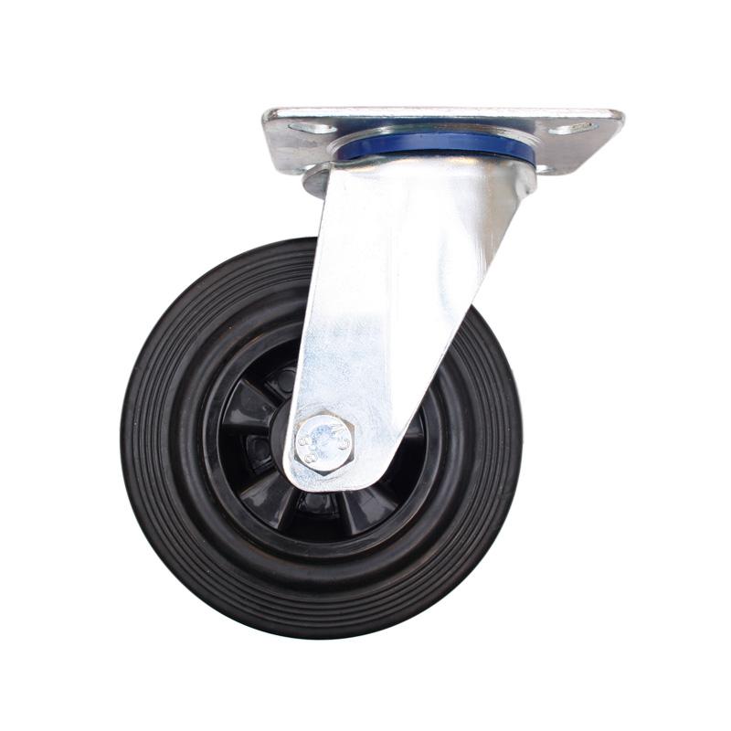 Caster wheel 125 mm