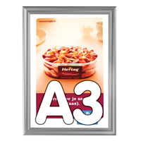 Fancy Frame kliklijst 40 mm A3 297 x 420 mm