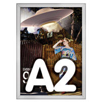 Kliklijst 20 mm A2