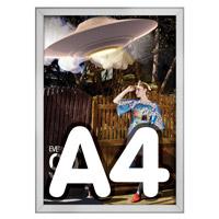 Kliklijst 20 mm A4