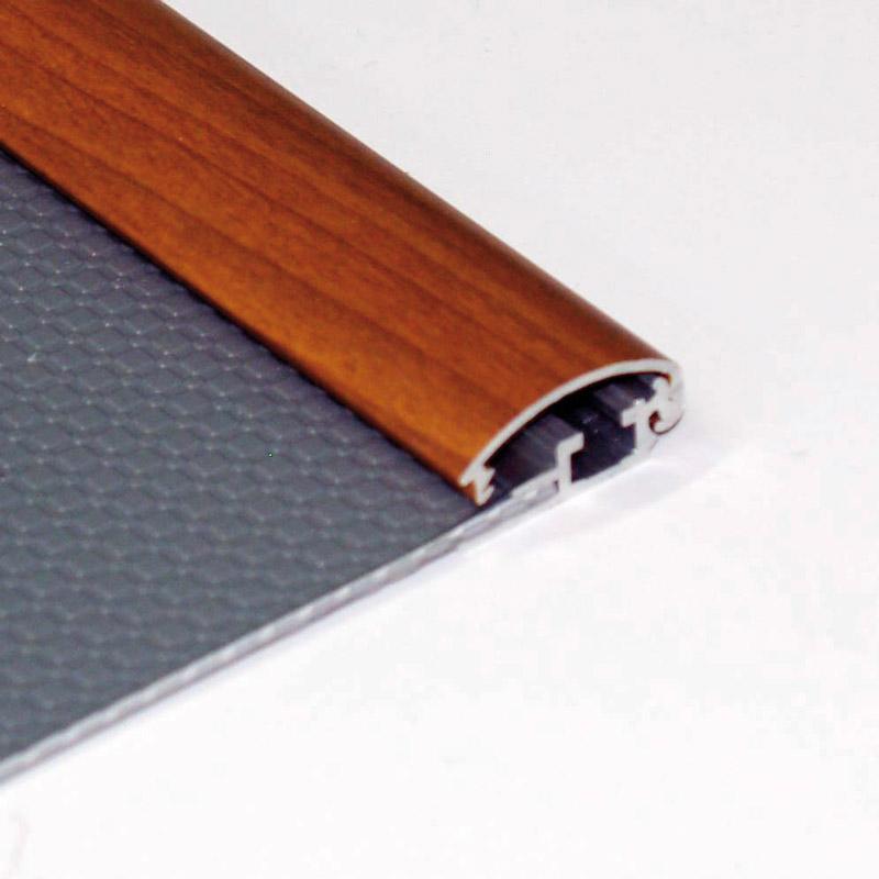 kliklijst 25 mm b1 verstek hout look 700 x 1000 mm incl anti reflex pvc folie ucn255w0b1 600. Black Bedroom Furniture Sets. Home Design Ideas