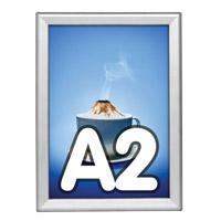 Kliklijst 32 mm A2 Safe Corner 420 x 594 mm