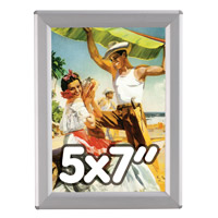Opti Frame 14 mm verstek 127 x 178 mm 5 x 7 inch zonder standaard