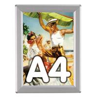 Opti Frame 14 mm A4 verstek hoek 210 x 297 mm zonder standaard