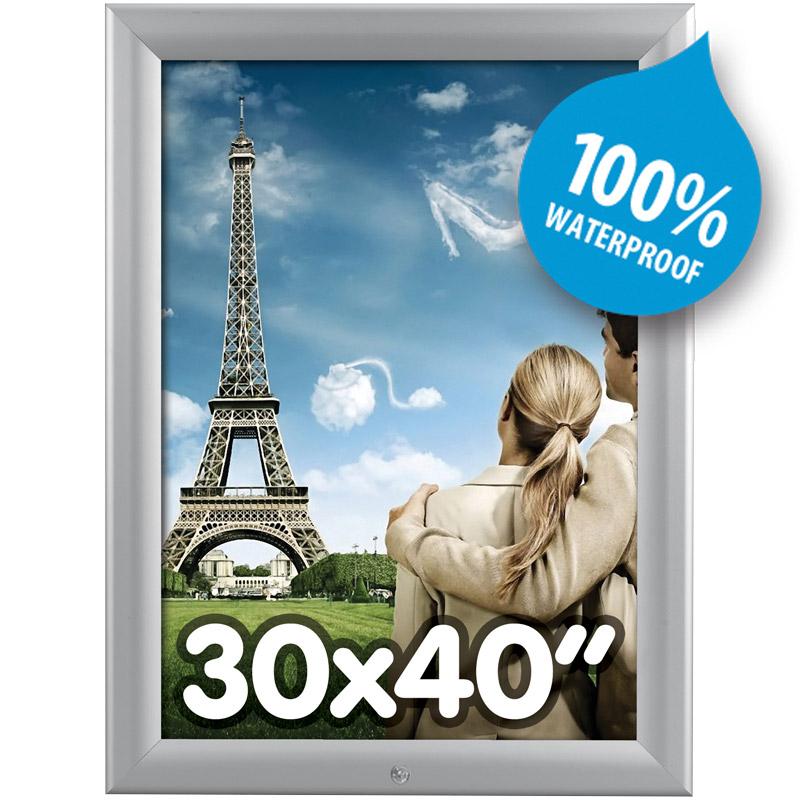 30 x 40 inch frame 35 mm lockable waterproof frame 30 40 inch