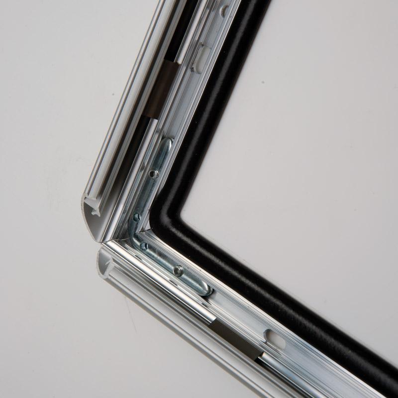 Kliklijst 35 mm A2 afsluitbaar en waterdicht