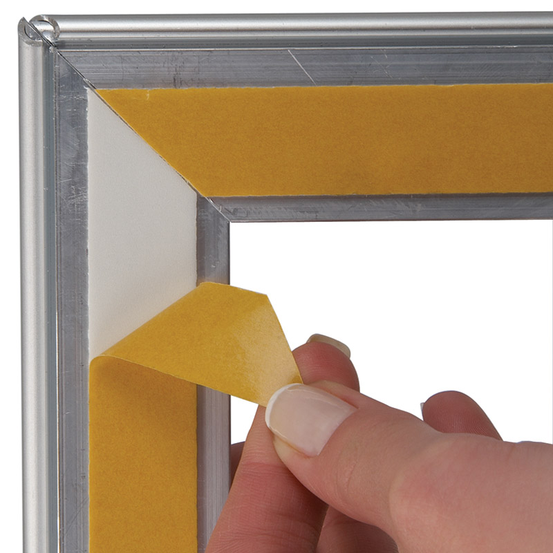 Window Snap Frame 25 mm A4, mitred