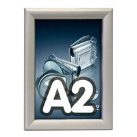 Kliklijst 32 mm A2 security verstek zonder sleutel 420 x 594 mm