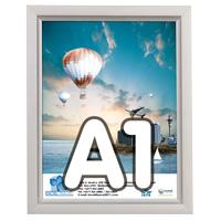 Slide-in Frame 24 mm A1 enkelzijdig verstek staand 594 x 841 mm
