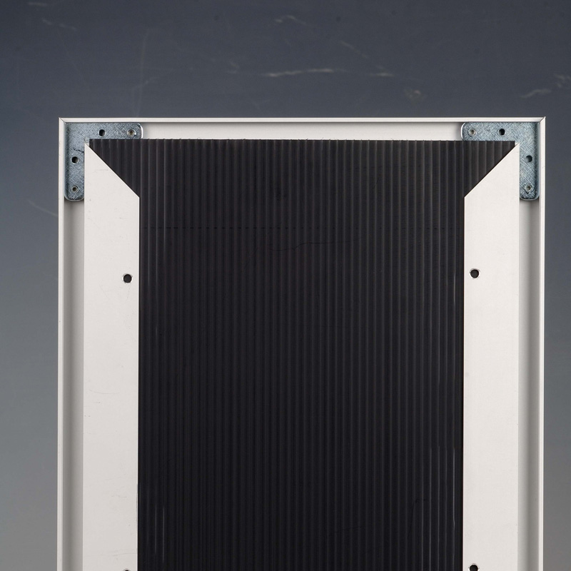 Slide-in frame 24 mm, A2, staand, enkelzijdig