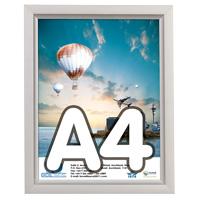 Slide-in Frame 24 mm A4 enkelzijdig verstek staand 210 x 297 mm