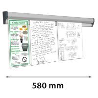 Fast Note profielen, lengte 580 mm