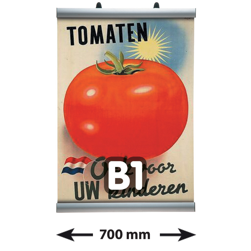 Poster Clamp profiel 700 mm
