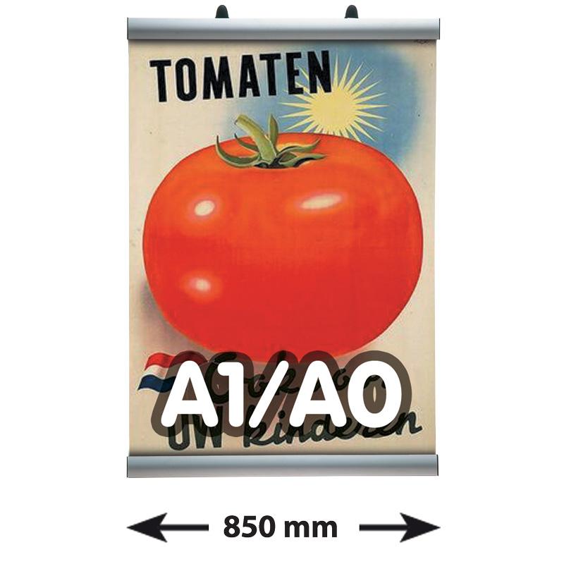 Poster Clamp profiel 850 mm