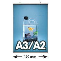 Poster Fast 420 mm