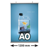 Poster Fast 1200 mm