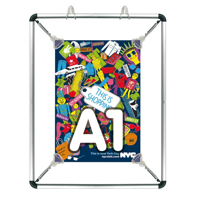 Poster Stretcher A1