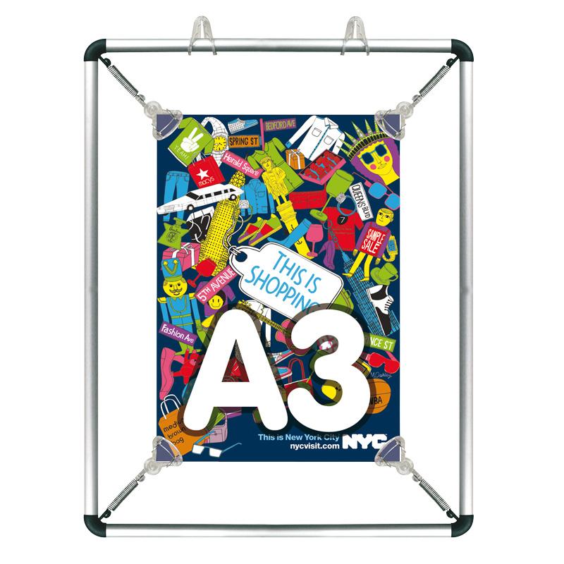Poster Stretcher A3