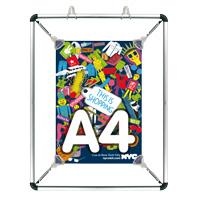 Poster Strecher A4 210 x 297 mm
