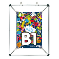 Poster Stretcher B1