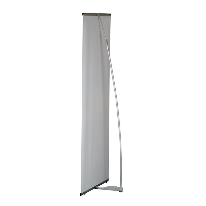 Quick Banner telescopic 700 x 2300, single-sided