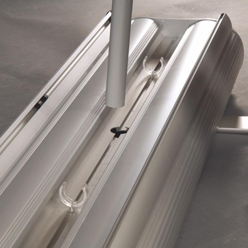 Smart Roll Banner dubbelzijdig 900 x 2300 mm