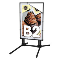 BannerPro multibase B2 500 x 700 mm