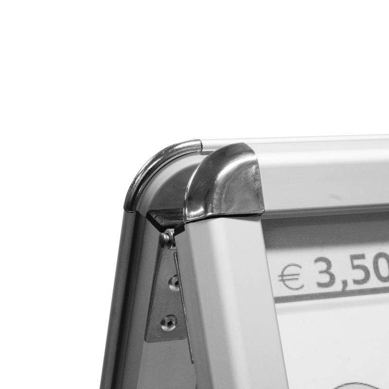 ECO klik-A standaard 25 mm B1 ronde hoeken