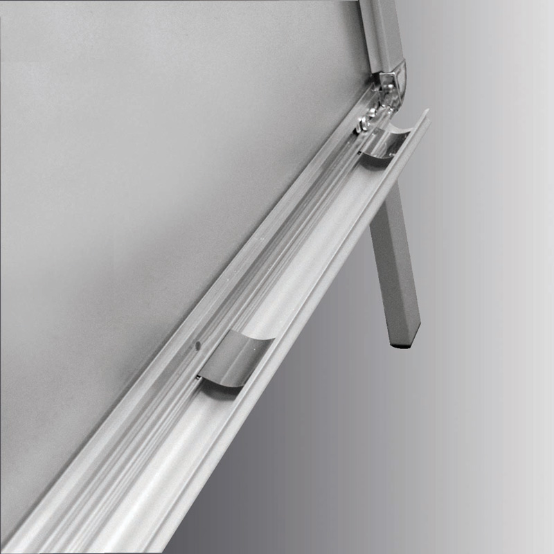 Klik-A standaard 32 mm A0 ronde hoeken